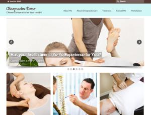 Chiropractor Demo