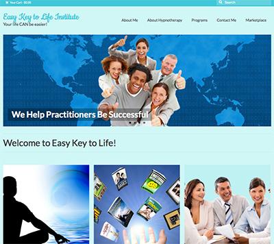 Easy Key to Life Website