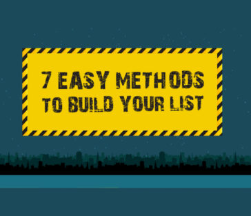 7 Easy List Building Methods