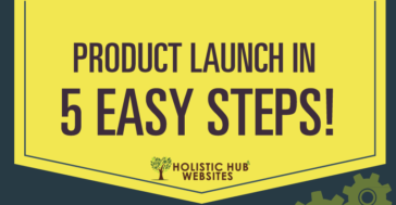 Product Launch in 5 Easy Steps