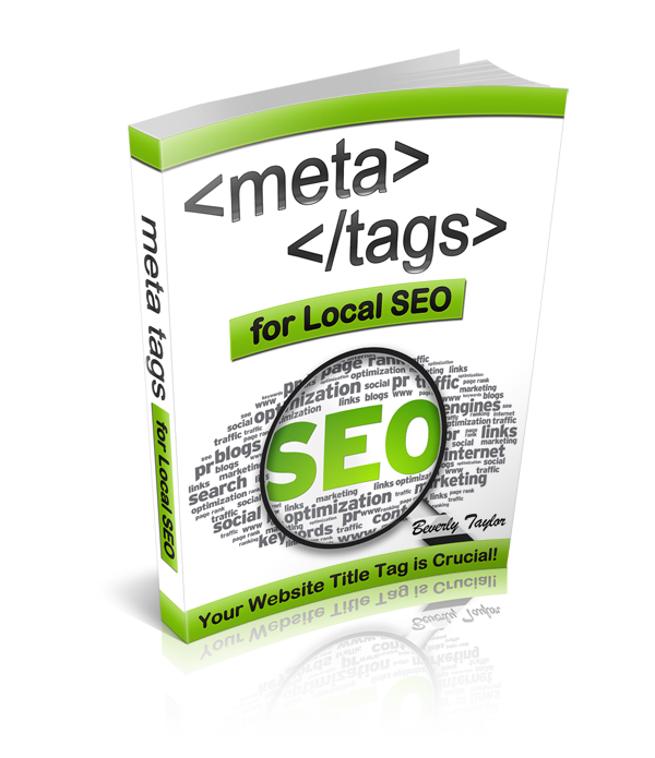 Meta Tags for Local SEO: Your Website Title Tag is Crucial!