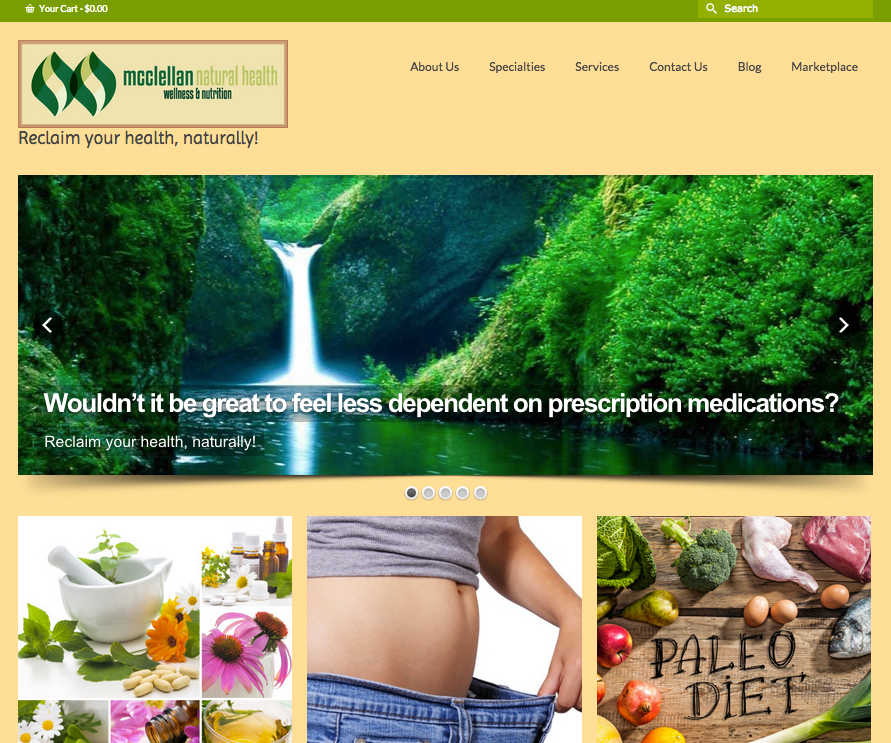 McClellan Natural Health