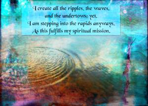 spiritual code blog